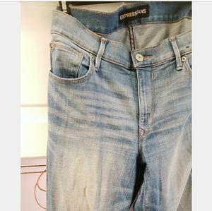 Like Brand New Women's Express Leggings Jeans Sz14